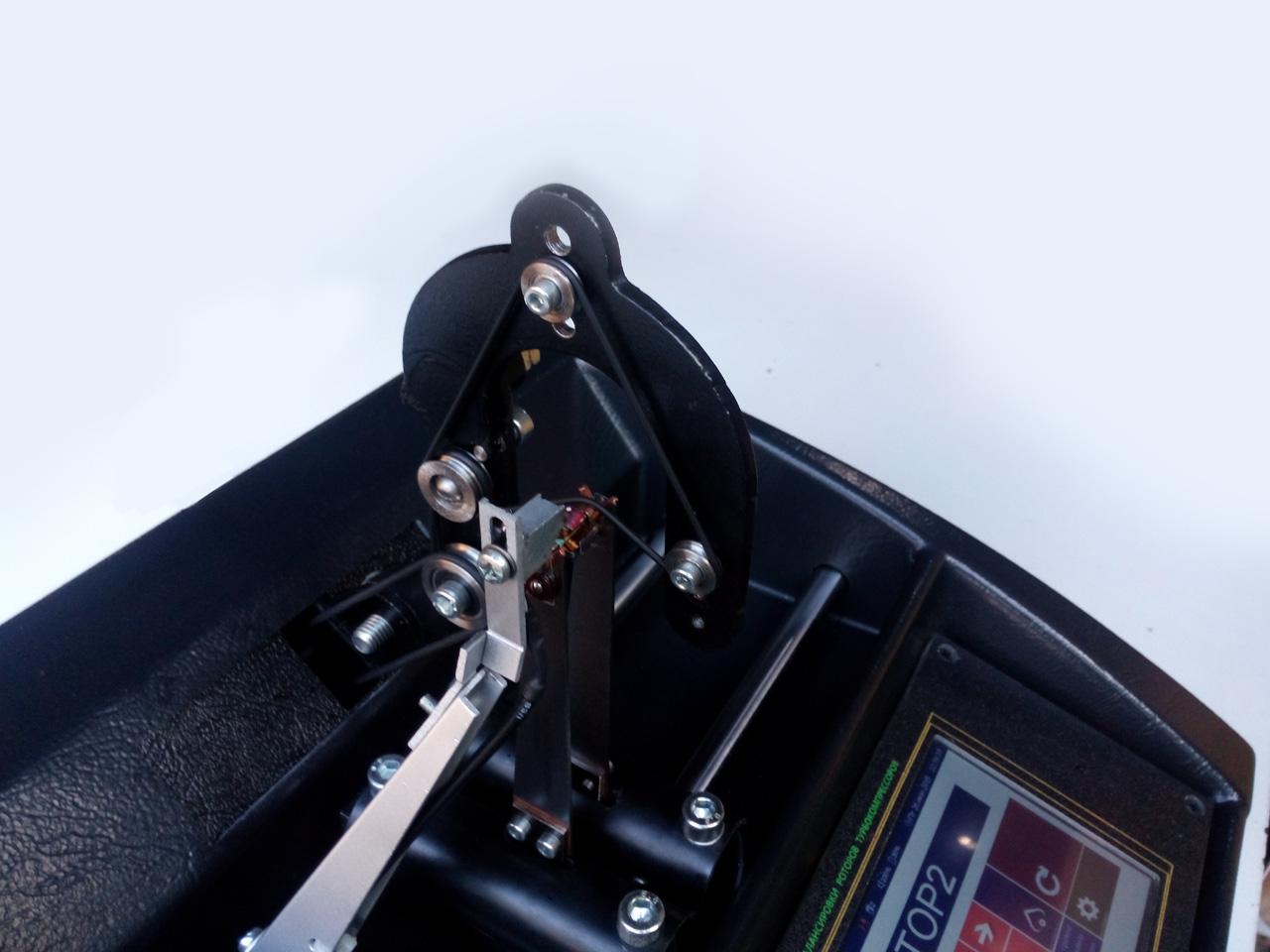 Станок для балансировки роторов турбокомпрессоров СБРТ-1700